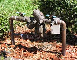 Backflow, ensure our water supply is protected