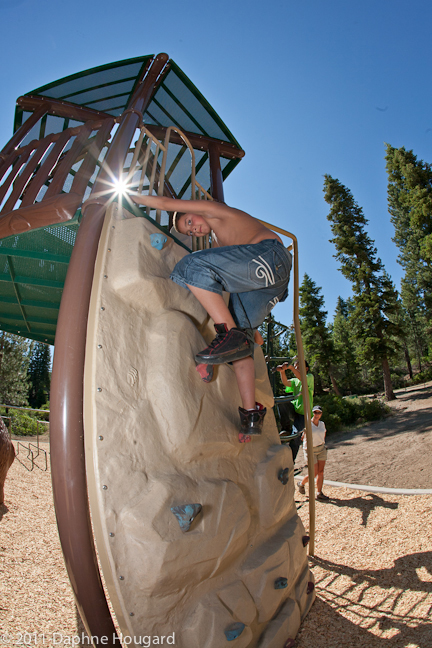 playground in north tahoe regional park