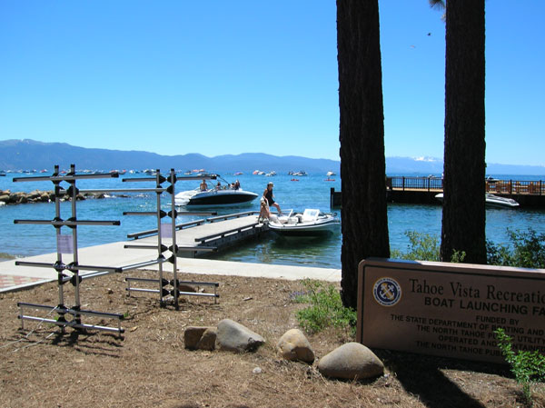tahoe vista recreational area