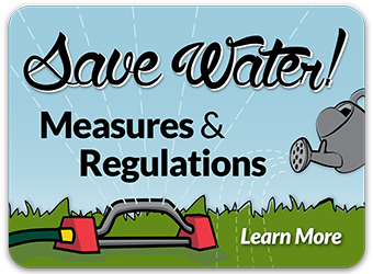 Save water! Measures & Regulations